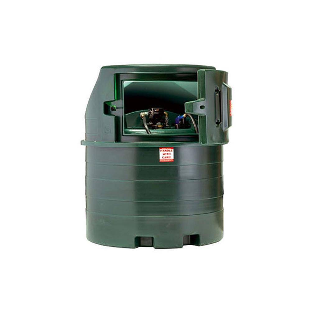 1400 Litre Bunded Fuel Station (Harlequin) - 1400L Fuel ...
