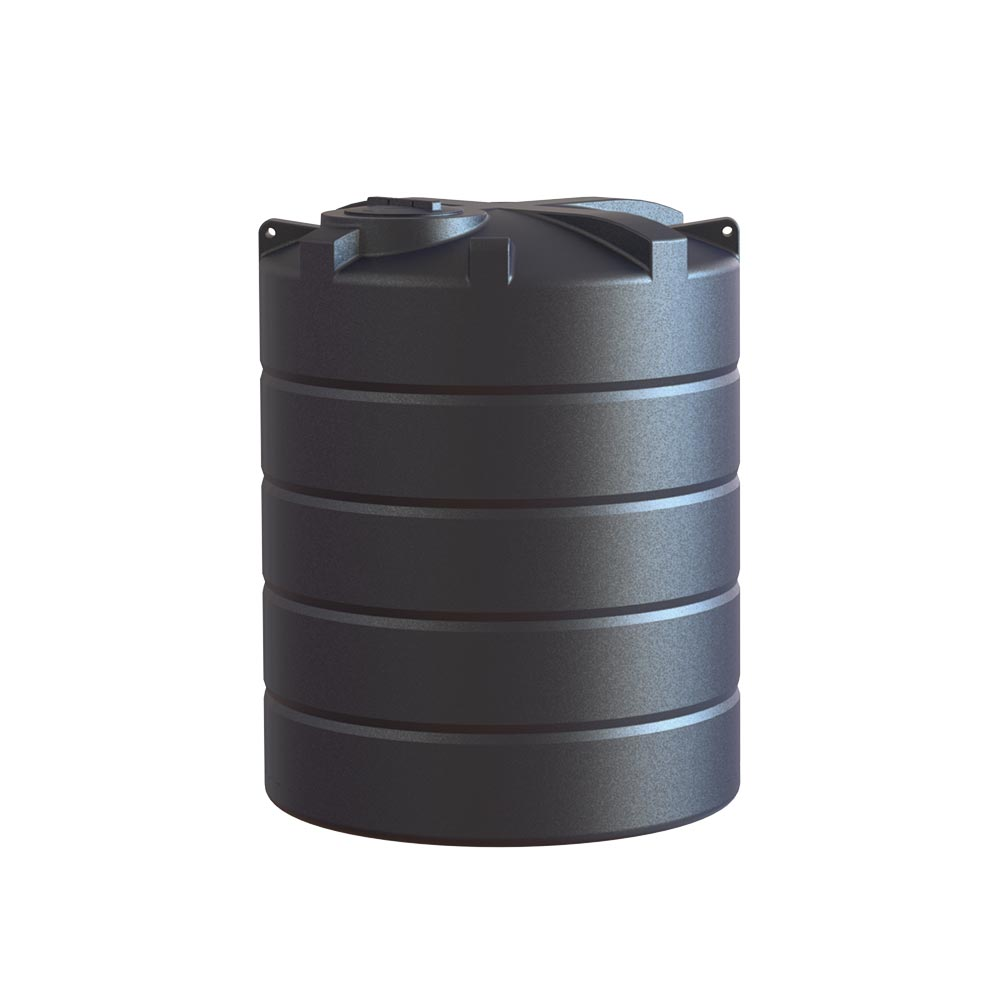 10000 Litre(2200 gal) Vertical Non-Potable Water Tank (Enduramaxx)