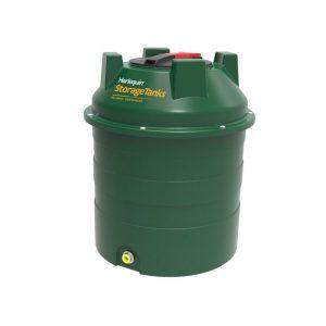 350HQi, 350 Litre Bunded Vertical Oil Tank, Harlequin, Plastic Domestic Oil Storage,
