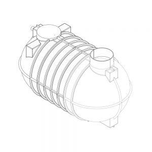 Effluent Holding Tanks - Tanks-UK | Bunded Oil Tanks, Diesel
