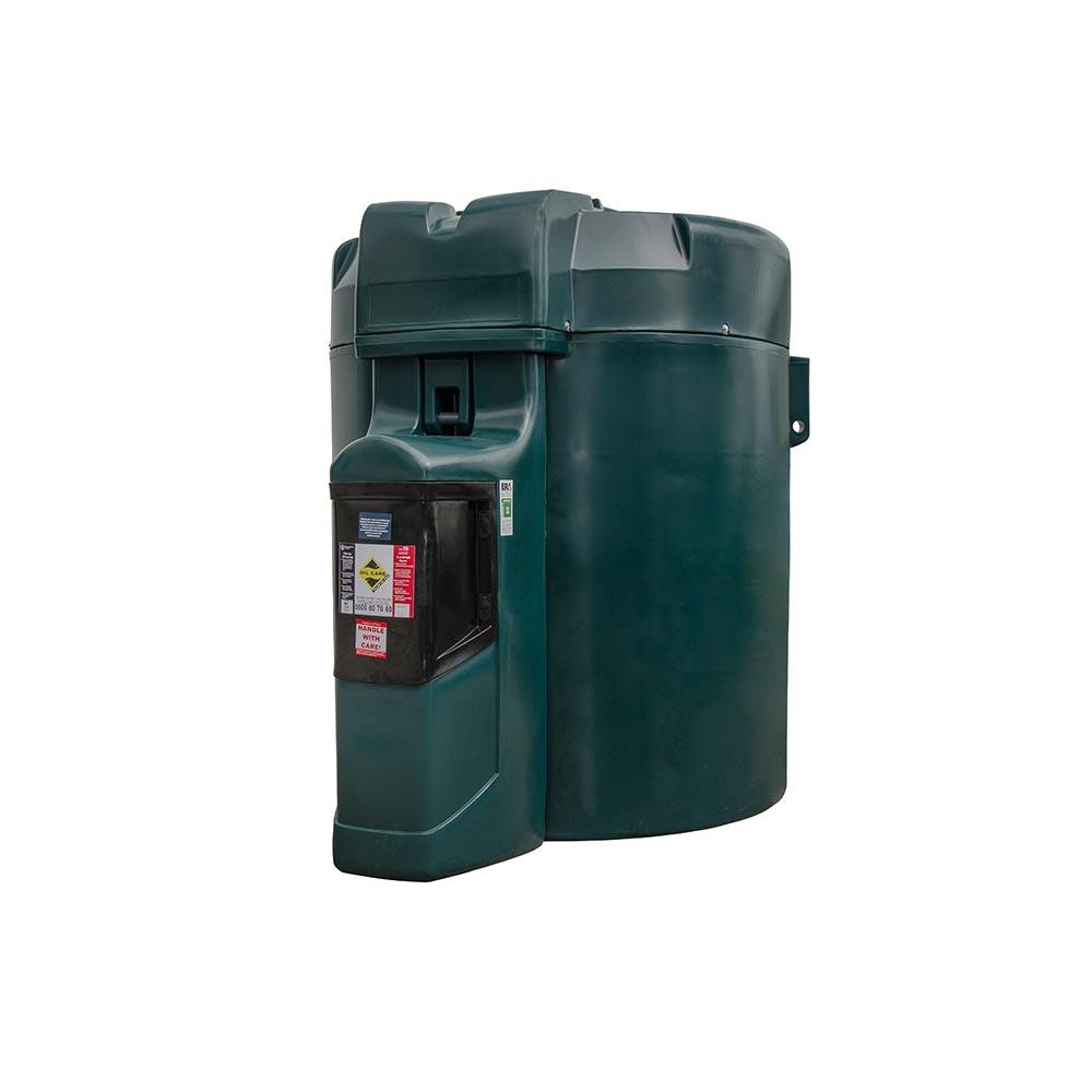 Tanks-UK - 7,500 Litre Bunded Fuel Station (Harlequin)