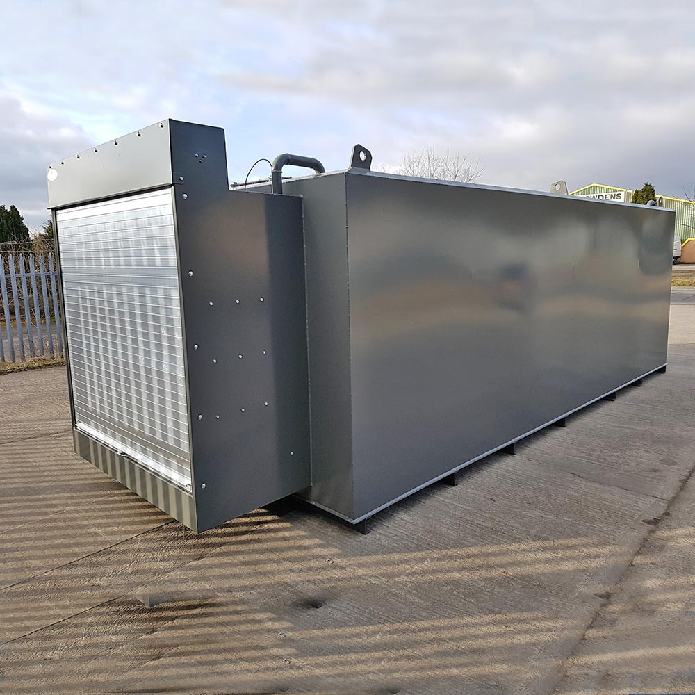 Tanks Uk 23 000 Litre 5000 Gallon Diesel Dispensing Tank