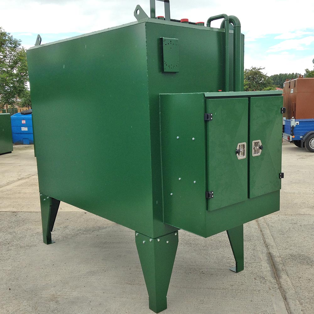 Tanks Uk 4 400 Litre 935 Gallon Diesel Dispensing Tank
