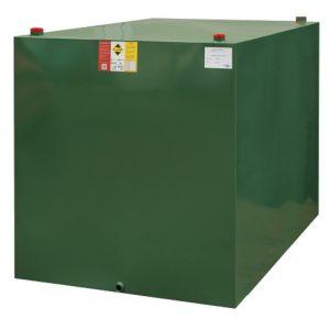 2500L Single Skin Oil Tanks Atlantis,, 550 gallons